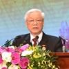 Phát biểu của đồng chí Tổng Bí thư, Chủ tịch nước Nguyễn Phú Trọng tại Đại hội thi đua yêu nước toàn quốc lần thứ X