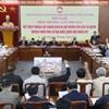 Kết thúc Hội nghị Hiệp thương lần thứ hai: Chú trọng chất lượng, tiêu chuẩn người ứng cử