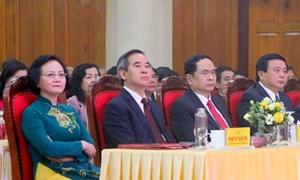 Chủ tịch Trần Thanh Mẫn dự lễ kỷ niệm 120 năm thành lập tỉnh Yên Bái