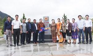 MTTQ tỉnh Quảng Trị tăng cường xây dựng khối đại đoàn kết toàn dân tộc