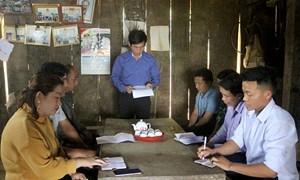 MTTQ huyện Tủa Chùa đẩy mạnh công tác giám sát, phản biện xã hội