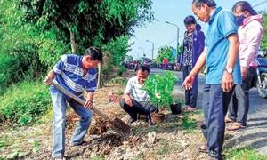 Cần Thơ giữ vững tiêu chí môi trường, tạo điểm nhấn nông thôn mới