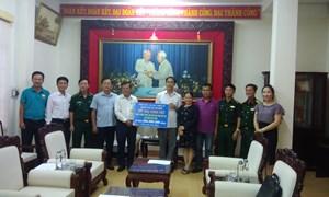 Kon Tum:Tiếp nhận 500 triệu đồng khắc phục hậu quả hạn hán do Thành phố Hồ Chí Minh ủng hộ