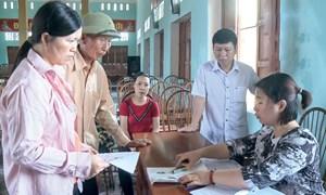 MTTQ Thái Bình giám sát việc chi trả hỗ trợ người dân gặp khó khăn do đại dịch Covid-19