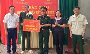MTTQ tỉnh Hòa Bình:Chung tay vì người nghèo - không để ai bị bỏ lại phía sau