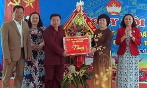 MTTQ các cấp tỉnh Hòa Bình: Phát huy sức mạnh khối đại đoàn kết toàn dân