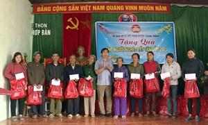 Ủy ban MTTQVN huyện Quảng Trạch: Chung tay vì người nghèo
