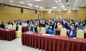 Quảng Ninh: Hội nghị lấy ý kiến cử tri đối với người được giới thiệu ứng cử ĐBQH và Đại biểu HĐND tỉnh