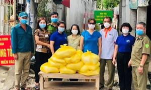 Bắc Kạn: Lan tỏa các hoạt động thiện nguyện phòng, chống dịch Covid-19