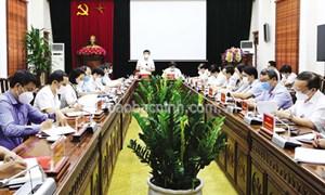Ủy ban MTTQ tỉnh Bắc Ninh giám sát tại thành phố Bắc Ninh