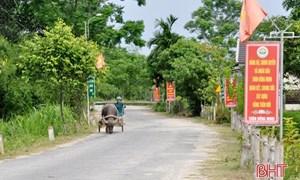 Tiếp sức cho phong trào xây dựng nông thôn mới