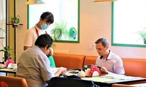 Nhà hàng Việt giữa cơn bão COVID-19 ở Nga