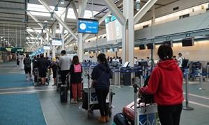Đưa 300 công dân Việt Nam từ Canada và Hàn Quốc về nước an toàn