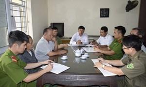 Hòa Bình: Mai Châu phát huy vai trò người có uy tín trong phòng, chống ma túy