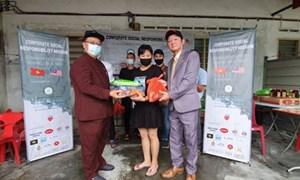 Doanh nghiệp Việt Nam tại Malaysia chia sẻ khó khăn với cộng đồng
