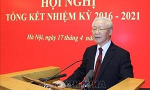 Tổng Bí thư Nguyễn Phú Trọng: Phải tạo được những bước đột phá về lý luận phát triển