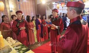 Lễ Giỗ Tổ Hùng Vương toàn cầu năm 2021 tại Saint Petersburg