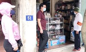 Hà Nội: Đề cao cấp cơ sở trong phòng, chống dịch