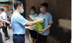 Hà Nội: Số tiền hỗ trợ an sinh xã hội đã vượt mức 2.000 tỷ đồng