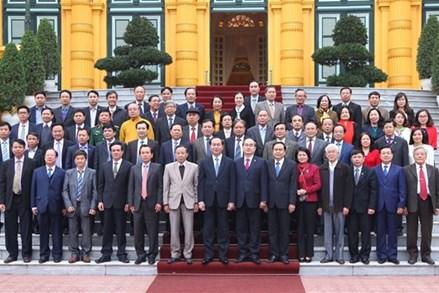 Phát huy sức mạnh khối đại đoàn kết xây dựng và bảo vệ Tổ quốc