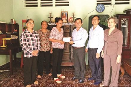 Mặt trận Tổ quốc Việt Nam TP Hồ Chí Minh với công tác chăm sóc, giúp đỡ người có công
