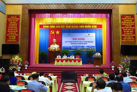 Sơ kết thi hành Luật Hợp tác xã năm 2012 trong nông nghiệp vùng trung du và miền núi phía Bắc