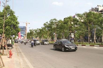 Những chuyển biến về bộ mặt đô thị ở một quận trung tâm Hà Nội