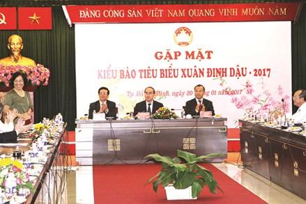 Các giải pháp phát huy nguồn lực của cộng đồng người Việt Nam ở nước ngoài trong giai đoạn hiện nay