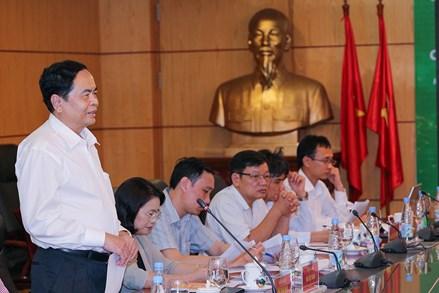 Một số giải pháp trong công tác xây dựng pháp luật của Mặt trận Tổ quốc Việt Nam