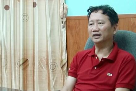 Video: Trịnh Xuân Thanh khẳng định tự nguyện về Việt Nam đầu thú