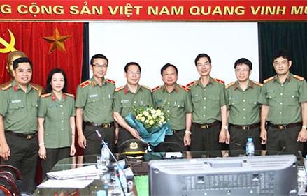 Bổ nhiệm Đại tá Trần Thanh Phong làm Phó Tổng Biên tập Báo Công an nhân dân
