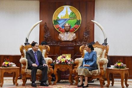 Việt Nam - Lào luôn ở bên nhau, sẻ chia cùng phát triển