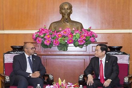 Gìn giữ và tăng cường mối quan hệ truyền thống Việt Nam - Cuba