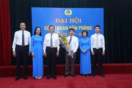 Đại hội Công đoàn Văn phòng Cơ quan Trung ương Mặt trận Tổ quốc Việt Nam
