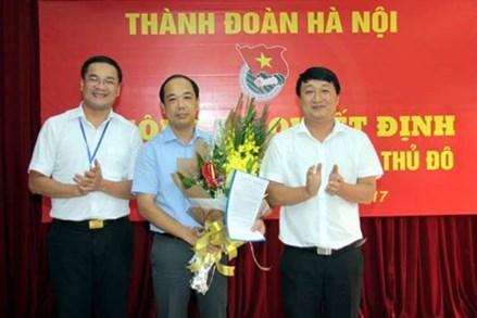 Bổ nhiệm ông Nguyễn Mạnh Hưng làm TBT Báo Tuổi trẻ Thủ đô