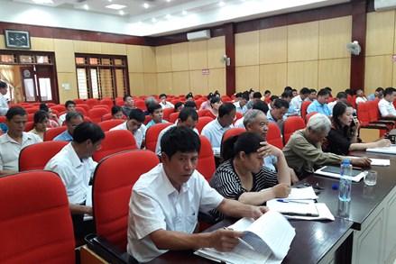 Điện Biên: MTTQ huyện Mường Ảng tập huấn về giám sát và phản biện xã hội