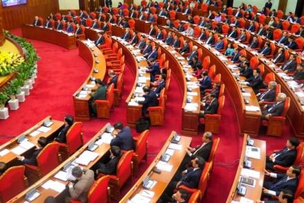 Ngày làm việc thứ năm Hội nghị lần thứ sáu Ban Chấp hành Trung ương Đảng khóa XII