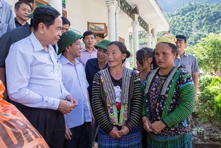 Tiếp tục phát huy ý nghĩa của chương trình Chung tay vì người nghèo 