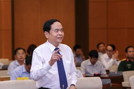 Ủy ban Thường vụ Quốc hội góp ý kiến vào Báo cáo Tổng hợp ý kiến, kiến nghị của cử tri và nhân dân