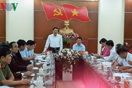 Công bố dự thảo kết quả kiểm tra về xử lý tham nhũng tại Lào Cai