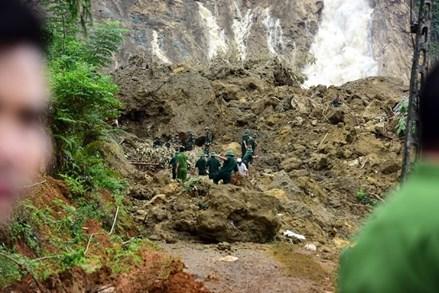 Hai thi thể cuối cùng trong vụ sạt lở đất kinh hoàng ở Hòa Bình đã được tìm thấy