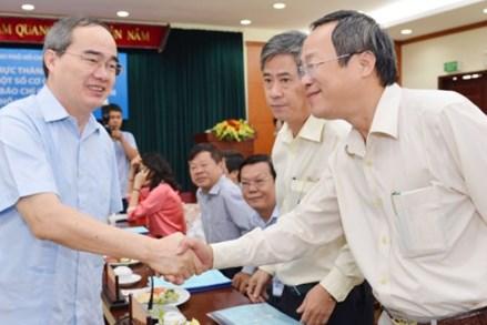 Bí thư Thành ủy TPHCM Nguyễn Thiện Nhân: Chính quyền phải lắng nghe dân, sai phải nhận lỗi!