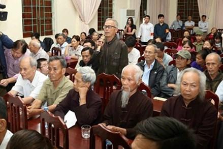 Khai trừ Đảng Bí thư xã Đồng Tâm
