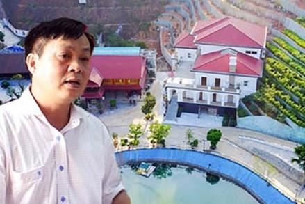 Yên Bái cho thôi chức Giám đốc Sở TN&MT với ông Phạm Sỹ Quý