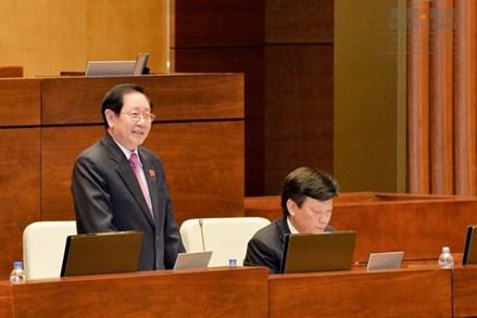 Bộ trưởng Nội vụ Lê Vĩnh Tân: Chúng ta đang thực hiện một việc phân công cho nhiều người