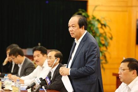 Tổ công tác của Thủ tướng công khai kết quả kiểm tra 2 Bộ