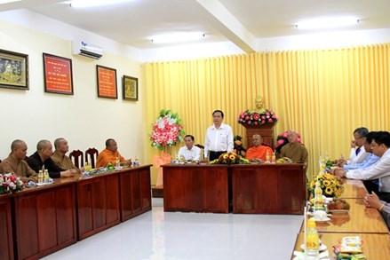 Một số kiến nghị nhằm góp phần tăng cường đoàn kết các tôn giáo ở Việt Nam