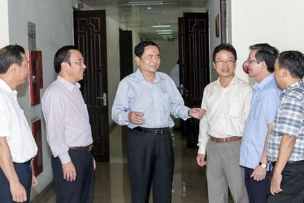 Quan hệ phối hợp trong công tác giám sát của Mặt trận và các tổ chức thành viên