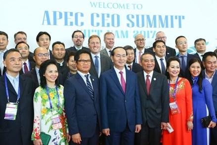 """Chủ tịch Nước Trần Đại Quang: """"APEC - một phần của những thay đổi mang tính bước ngoặt của thế giới  """