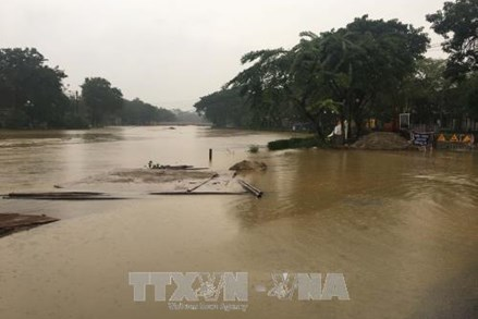 118 người chết và mất tích do ảnh hưởng mưa bão số 12